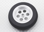 Turnigy Scale Jet сплава колеса 54мм ж / резиновых шин