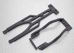 Шасси Верхняя поддержка Brace Set - 1/10 Hobbyking Mission-D 4WD GTR дрифтмобиля