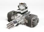 Turnigy TR-111 111cc двухцилиндровый газовый двигатель 11.5HP