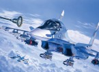 Italeri 1/72 Scale Су-34 пластиковые модели Kit