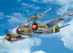 Italeri 1/72 Масштаб Junkers Ju 88 A-4 пластиковые модели Kit