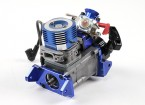 АкваСтар AS26BD 26cc Водоохлаждаемая Marine Gas гоночного двигателя с катушки зажигания