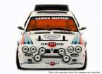 Ралли Легенды 1/10 Lancia Delta S4 неокрашенные кузова Shell ж / наклейки