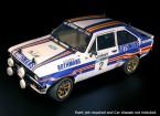 Rally Legends 1/10 Ford Escort RS1800 неокрашенные кузова Shell ж / Переводные картинки