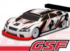 БЛИЦ GSF Race Body Самый легкий (190мм) (0.5mm)