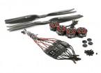 LDPOWER D1200 Multicopter Система питания 4114-320kv (15x5.5) (4 шт)