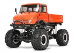 Tamiya 1/10 Масштаб Mercedes-Benz Unimog 406 U900 / CR01 Kit серии 58414