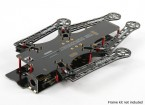 TBS Discovery Upgrade - сплав Складной Arms (Стандартная высота версия)