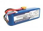 Turnigy 2650mAh 6S 20C Lipo обновления
