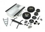 1/10 Utility Box Трейлер (Kit)