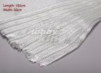 Стеклянные волокна ткани 500x1000mm (легкий вес)