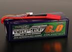 Turnigy нано-технологий 6000mAh 6S 25 ~ 50C Lipo обновления