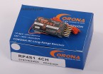 Corona синтезатором приемник 4Ch 35Mhz (v2)