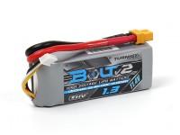 Turnigy Bolt V2 1300mAh 3S 65~130C High Voltage Lipo Pack