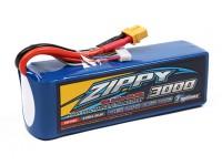 Zippy Flightmax 3000mAh 6S 20C Lipo Pack w/XT60U Connector