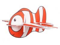 H-King Glue-N-Go Clownfish EPP 850mm Kit