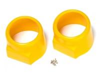 Avios BushMule - Cowls (Yellow) (Pair)