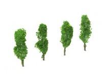 HobbyKing Model Railway Scale Trees 80mm (4 pcs)