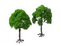 HobbyKing Model Railway Scale Trees 180mm (2 pcs)