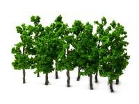 HobbyKing Model Railway Scale Trees 110mm (10 pcs)