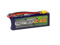 Turnigy nano-tech 2650mah 4S 35~70C Lipo Pack w/XT-60
