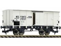Roco/Fleischmann HO Ventilated Boxcar Wagon NS (Lum Fabriek)