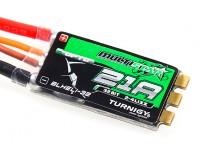 Turnigy Multistar BLheli_32 ARM 21A 2g Race Spec ESC 2~4S (OPTO)