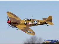 Durafly ™ Spitfire Мк5 1100мм (PnF) Десерт Схема