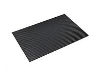 Углеродного волокна листа 300 х 200 х 3 мм