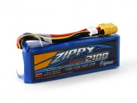 Zippy Flightmax 2100mAh 3S 35C Lipo обновления