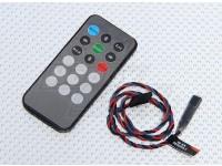 Модуль Hobbyking OSD ИК RX + пульт дистанционного