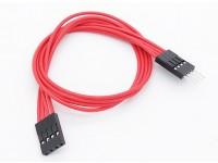 250мм 4-контактный кабель-удлинитель для LED RGB Multi-Function Driver / Controller