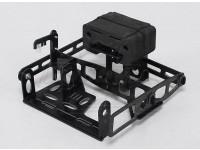 Hobbyking Y650 Scorpion Стекловолокно Pan / Tilt Маунт камеры