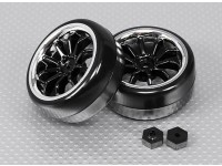 1/16 Brushless 4WD Mini Rally - Extreme Edition Дрейф Wheel Set