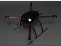 Рама 550мм AQ-600 Carbon Fiber Quadcopter