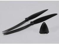 HobbyKing клуб Тренер 1265mm - Замена Propeller Set