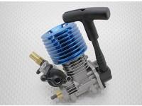 .07ci Двигатель - 1/16 Turnigy 4WD Nitro Гонки Багги, A3011