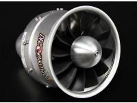 Доктор Mad Thrust 90мм 12 Лезвие сплава EDF 1400kv - 3600Вт (8S)