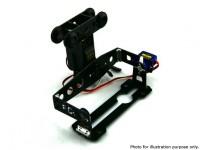 Общее использование FPV и камера 2 Axis Servo Gimbal FC-T12
