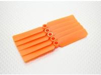 HobbyKing ™ Propeller 4x2.5 Orange (CW) (5 шт)