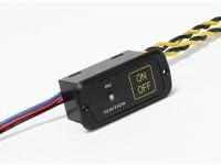Бортовой Выключатель зажигания газовый двигатель / двигатель зарева Glow Driver