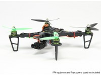 HobbyKing Spec FPV250 V2 Дрон ARF Combo Kit - Mini Размерный FPV Дрон (АРФ)