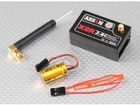 X8R 2.4GHz 8-канальный приемник