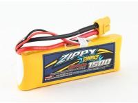 ZIPPY Компактный 1500mAh 2s 40c Lipo обновления
