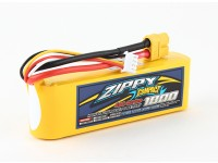 ZIPPY Компактный 1800mAh 3s 40c Lipo обновления