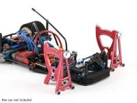 Trackstar 1/10 и 1/12 Масштаб Pan Car Set-вверх системы