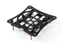 HobbyKing ™ Miniquad Cruiser / Racer Carbon Kit Composite кадров