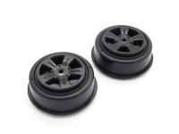 Колесные диски - раздолбай PBull 1/18 4WD Пустыня Багги (2 шт)