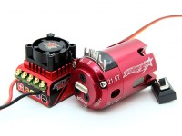 Trackstar ЕДОР утвержден 1/10-ый класс со Brushless ESC и двигателя Combo (21.5T)