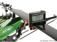 RotorStar Мини цифровой шагомер для вертолетов (Micro ~ 450 размер)